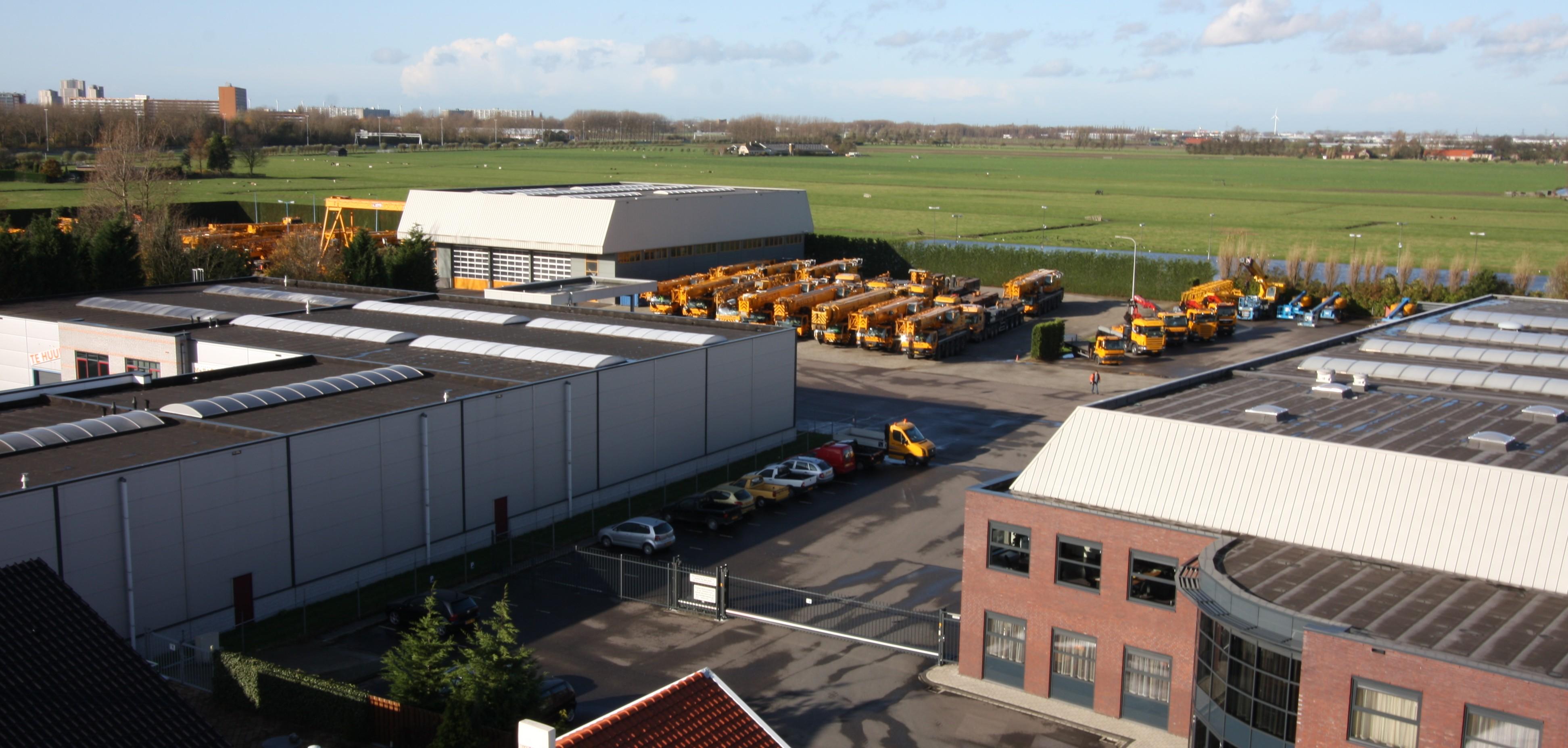Depot Maasland