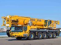 230 tons weg-/terreinkraan