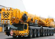 500 tons weg-/terreinkraan