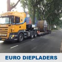 Euro diepladers