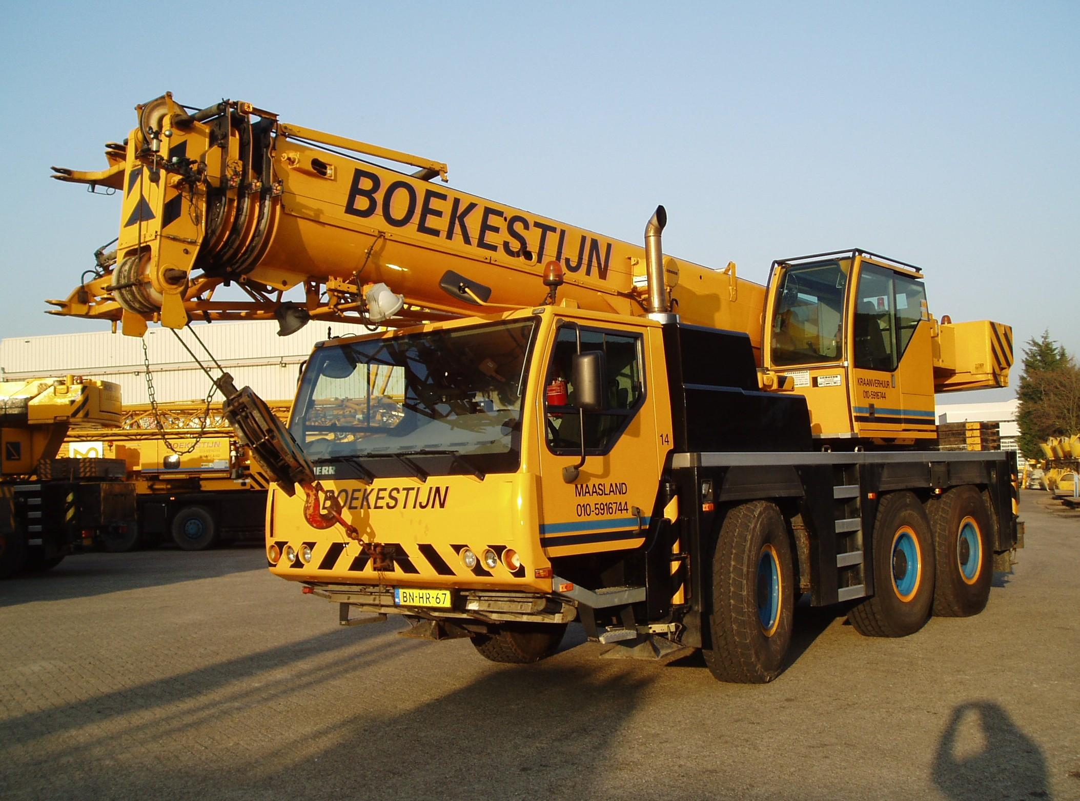 50 tons weg-/terreinkraan