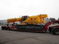 60 tons telescoop rupskraan