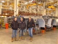 Bezoek Liebherr 750 tons kraan