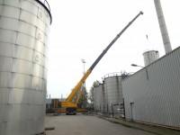 Verhuizing tank park fase 1 – Roosendaal