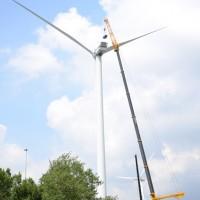 TWK wissel V90 windturbine