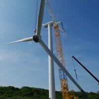 5 Turbines demonteren